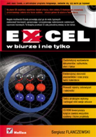 Okładka książki Excel w biurze i nie tylko