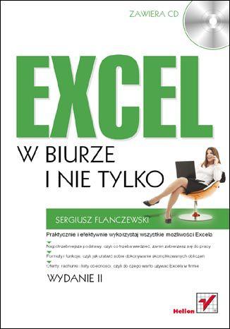 Okładka książki/ebooka Excel w biurze i nie tylko. Wydanie II