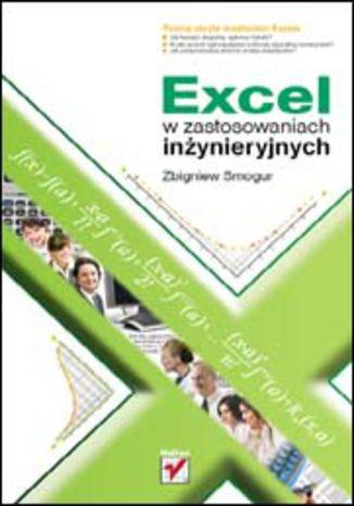 Okładka książki Excel w zastosowaniach inżynieryjnych