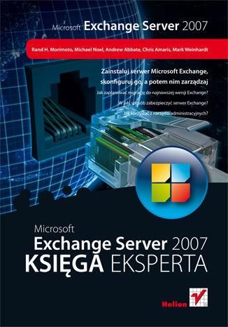 Okładka książki/ebooka Microsoft Exchange Server 2007. Księga eksperta