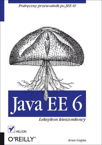 Okładka książki/ebooka Java EE 6. Leksykon kieszonkowy