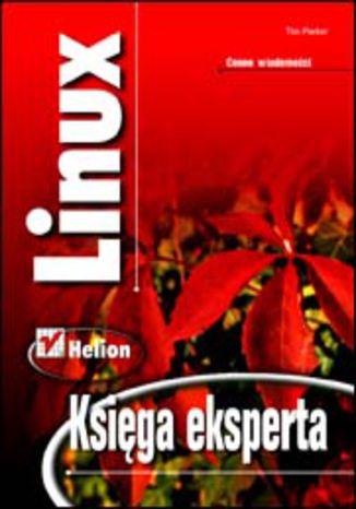 Okładka książki/ebooka Linux. Księga eksperta