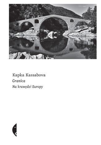 Okładka książki/ebooka Granica. Na krawędzi Europy
