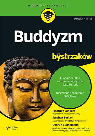 Okładka książki Buddyzm dla bystrzaków. Wydanie II