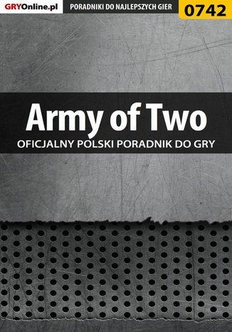 Okładka książki/ebooka Army of Two - poradnik do gry