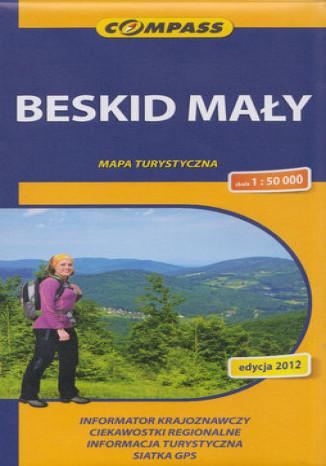 Okładka książki/ebooka Beskid Mały. Mapa Compass 1:50 000