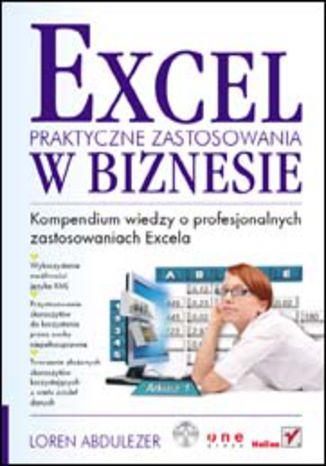 Okładka książki/ebooka Excel. Praktyczne zastosowania w biznesie