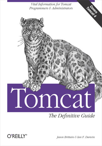 Okładka książki/ebooka Tomcat: The Definitive Guide. The Definitive Guide