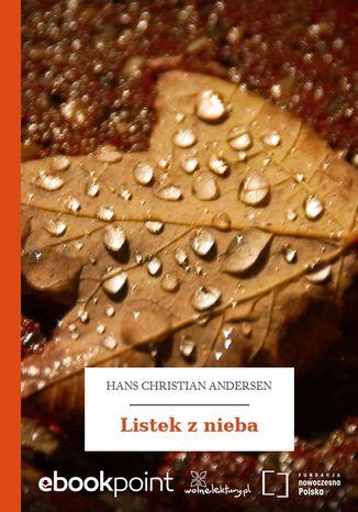 Okładka książki/ebooka Listek z nieba