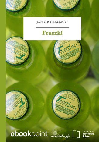 Okładka książki/ebooka Fraszki