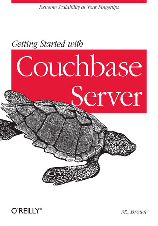Okładka książki/ebooka Getting Started with Couchbase Server