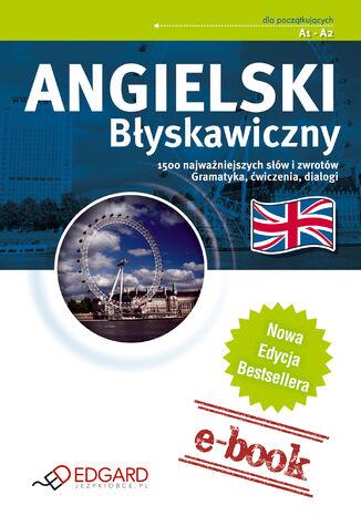 Okładka książki/ebooka Angielski Błyskawiczny