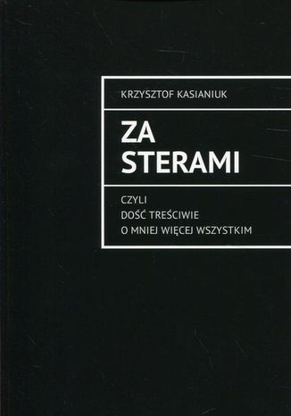 Okładka książki/ebooka Za sterami