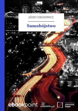 Okładka książki/ebooka Samobójstwo