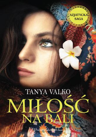Okładka książki/ebooka Miłość na Bali
