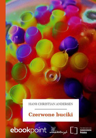 Okładka książki/ebooka Czerwone buciki