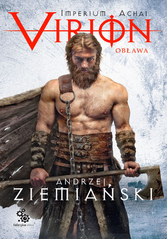 Okładka książki/ebooka Imperium Achai (#2). Virion 2. Obława