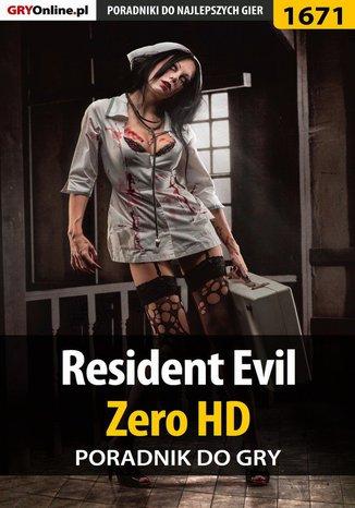 Okładka książki/ebooka Resident Evil Zero HD - poradnik do gry