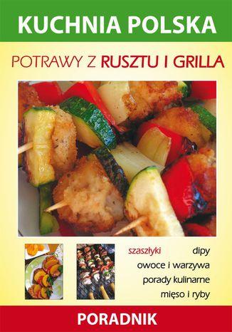 Okładka książki/ebooka Potrawy z rusztu i grilla