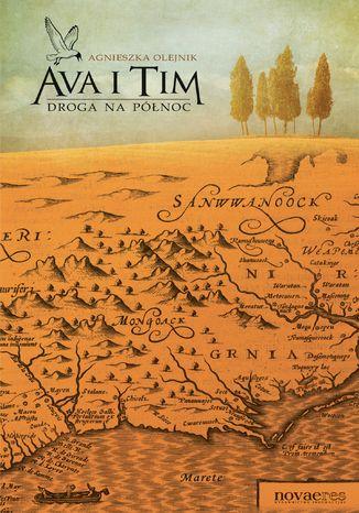 Okładka książki/ebooka Ava i Tim. Droga na północ