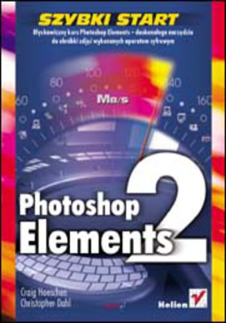 Okładka książki/ebooka Photoshop Elements 2. Szybki start
