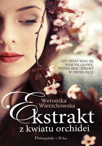 Okładka książki/ebooka Ekstrakt z kwiatu orchidei