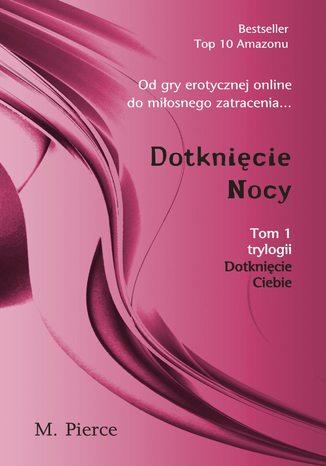 Okładka książki/ebooka Dotknięcie nocy