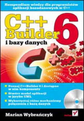 Okładka książki C++Builder 6 i bazy danych