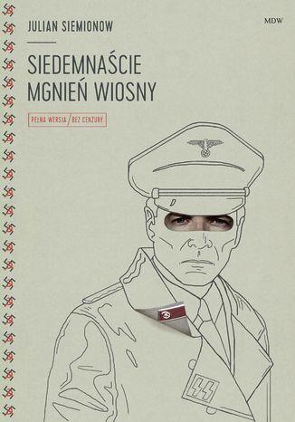 Okładka książki/ebooka Siedemnaście Mgnień Wiosny