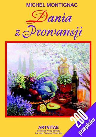 Okładka książki/ebooka Dania z Prowansji