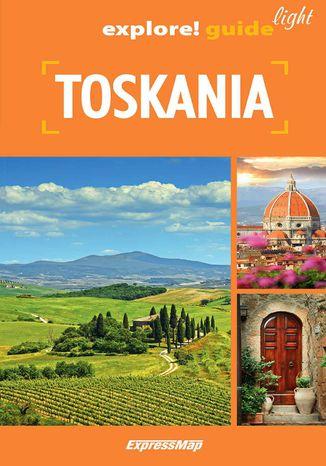 Okładka książki/ebooka Toskania light: przewodnik