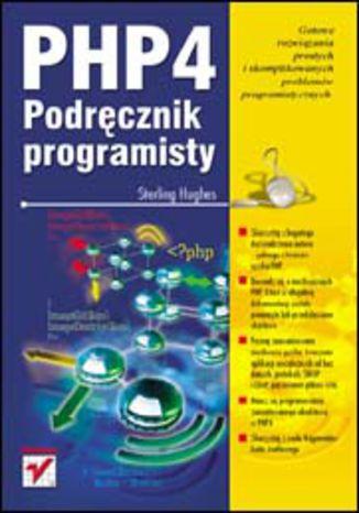 Okładka książki PHP4. Podręcznik programisty