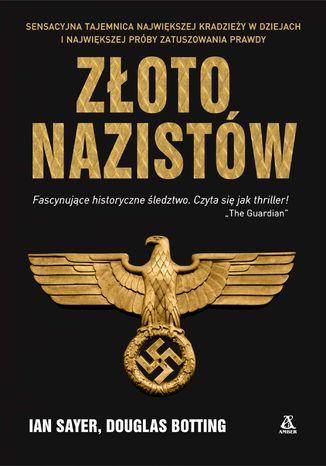 Okładka książki/ebooka Złoto nazistów