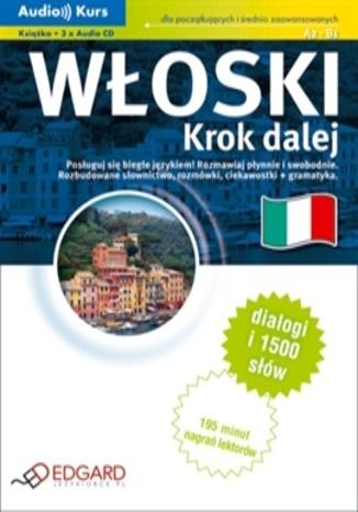 Okładka książki/ebooka Włoski Krok dalej