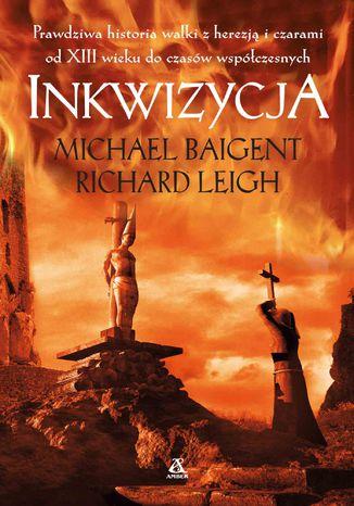 Okładka książki/ebooka Inkwizycja