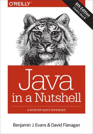 Okładka książki Java in a Nutshell. 6th Edition