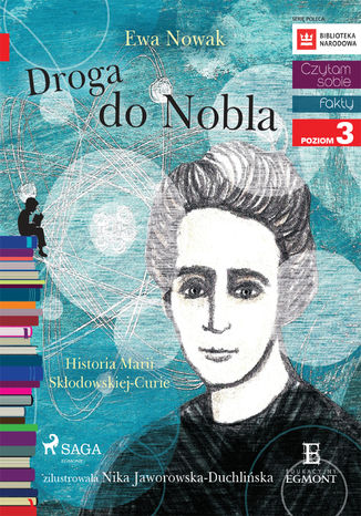 Okładka książki/ebooka Droga do Nobla