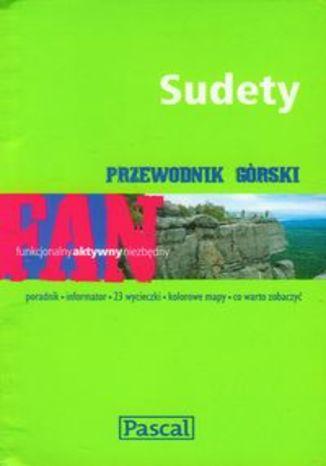 Okładka książki/ebooka Sudety. Przewodnik górski Pascal