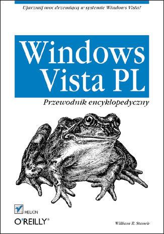 Okładka książki/ebooka Windows Vista PL. Przewodnik encyklopedyczny