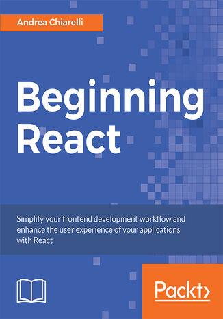 Okładka książki/ebooka Beginning React