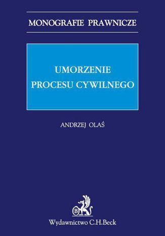 Okładka książki/ebooka Umorzenie procesu cywilnego