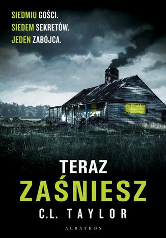 Okładka książki/ebooka TERAZ ZAŚNIESZ