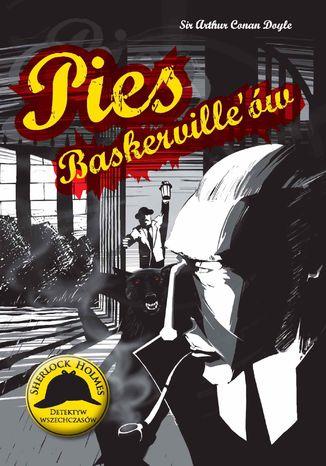 Okładka książki/ebooka Pies Baskerville'ów
