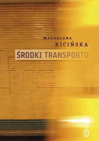 Okładka książki/ebooka Środki transportu