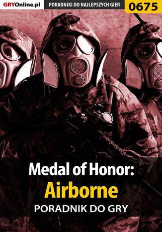 Okładka książki/ebooka Medal of Honor: Airborne - poradnik do gry