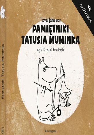 Okładka książki/ebooka Pamiętniki Tatusia Muminka