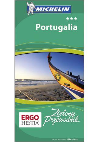 Okładka książki/ebooka Portugalia. Zielony Przewodnik. Wydanie 2
