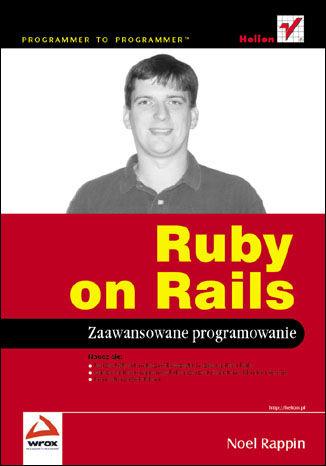 Okładka książki/ebooka Ruby on Rails. Zaawansowane programowanie