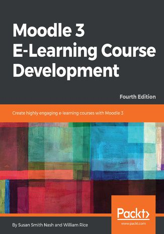 Okładka książki/ebooka Moodle 3 E-Learning Course Development
