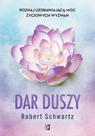 Okładka książki/ebooka Dar duszy. Poznaj uzdrawiającą moc życiowych wyzwań